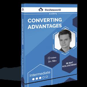 Converting Advantages