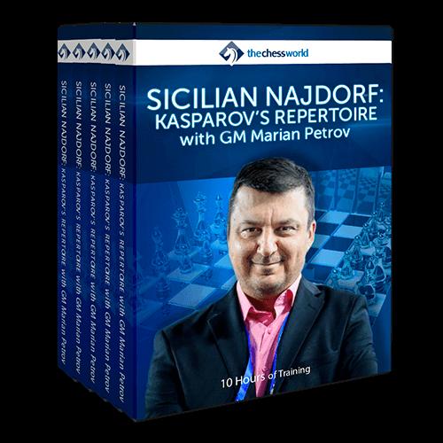 Sicilian Najdorf Kasparov's Repertoire with GM Marian Petrov