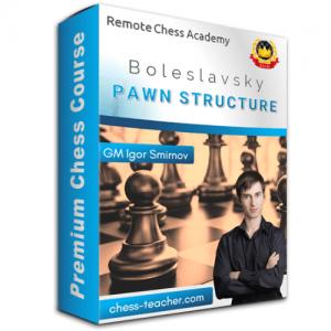 boleslavsky-pawn-structure