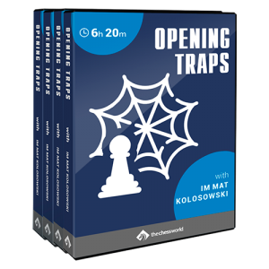 opening traps