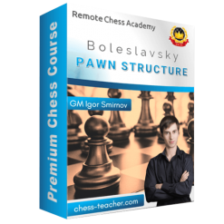 Boleslavsky Pawn Structure with GM Igor Smirnov