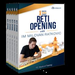 Reti Opening Mastermind with IM Milovan Ratkovic