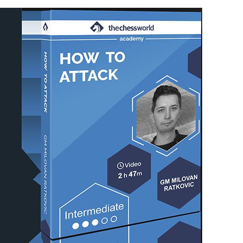How to Attack  IM Milovan Ratkovic