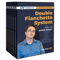 Double Fianchetto System with GM Sipke Ernst