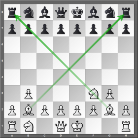 double fianchetto system