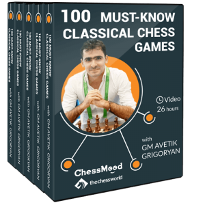 100 Must-Know Classical Chess Games