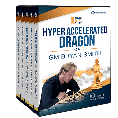 Hyper Accelerated Dragon Mastermind with GM Bryan Smith