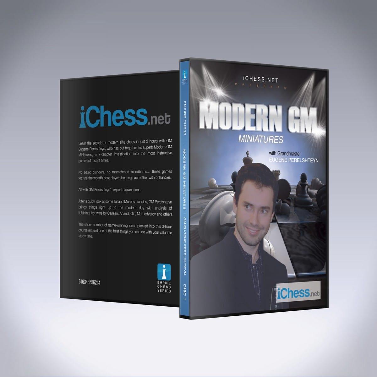 Modern GM Miniatures – GM Eugene Perelshteyn