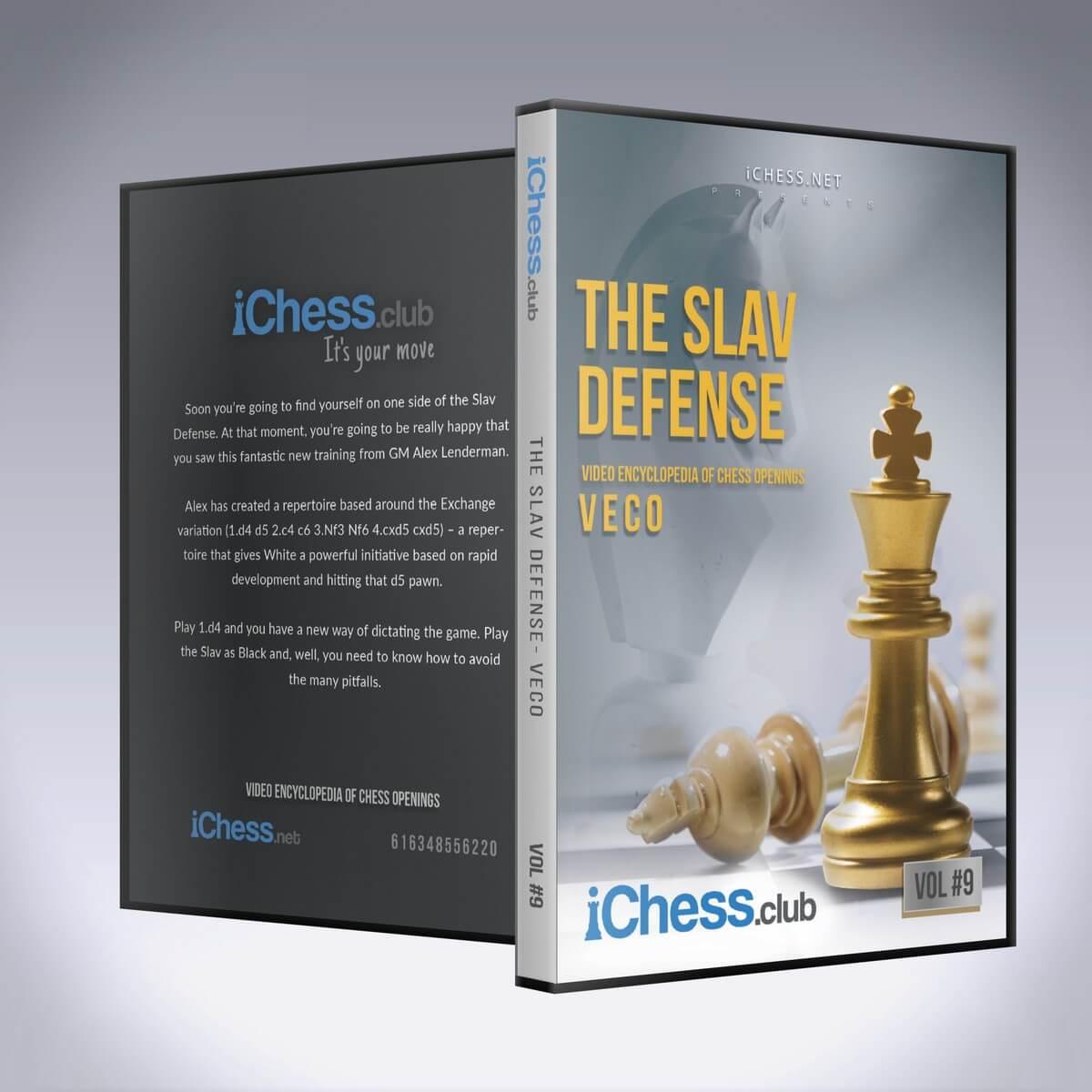 VECO – Vol#9 Beat the Slav Defense