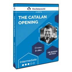 The Catalan Opening with GM Marian Petrov