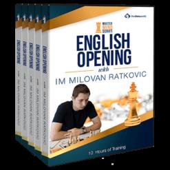 English Opening Mastermind with IM Milovan Ratkovic
