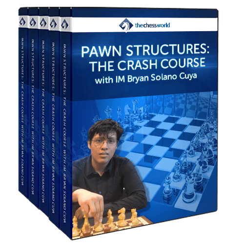 Pawn Structures: Crash Course with IM Bryan Solano Cuya