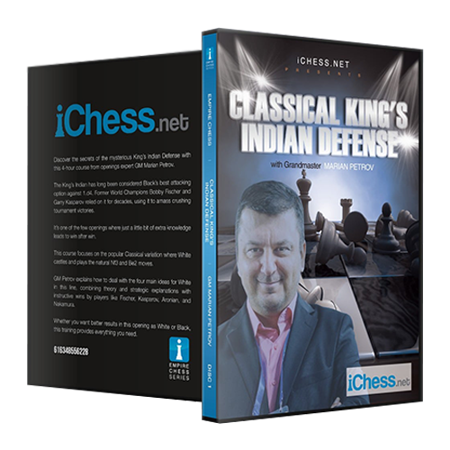 Classical King's Indian Defense – GM Marian Petrov