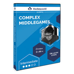 Complex Middlegames with GM Jacek Stopa