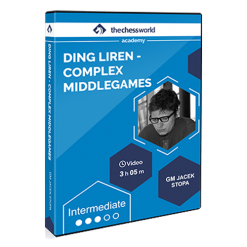 Ding Liren – Complex Middlegames with GM Jacek Stopa