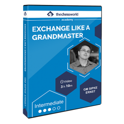 Exchange like a Grandmaster with GM Sipke Ernst