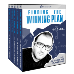 Finding the Winning Plan with IM Boroljub Zlatanovic