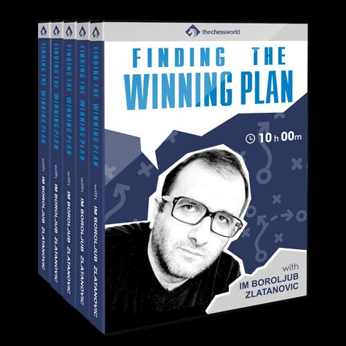 Finding the Winning Plan with IM Boroljub Zlatanovic