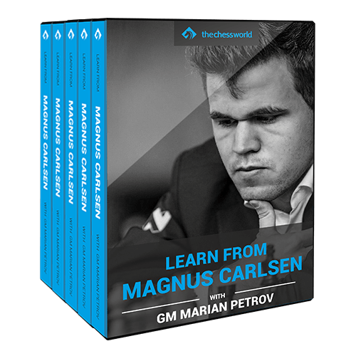 Learn from Magnus Carlsen with GM Marian Petrov