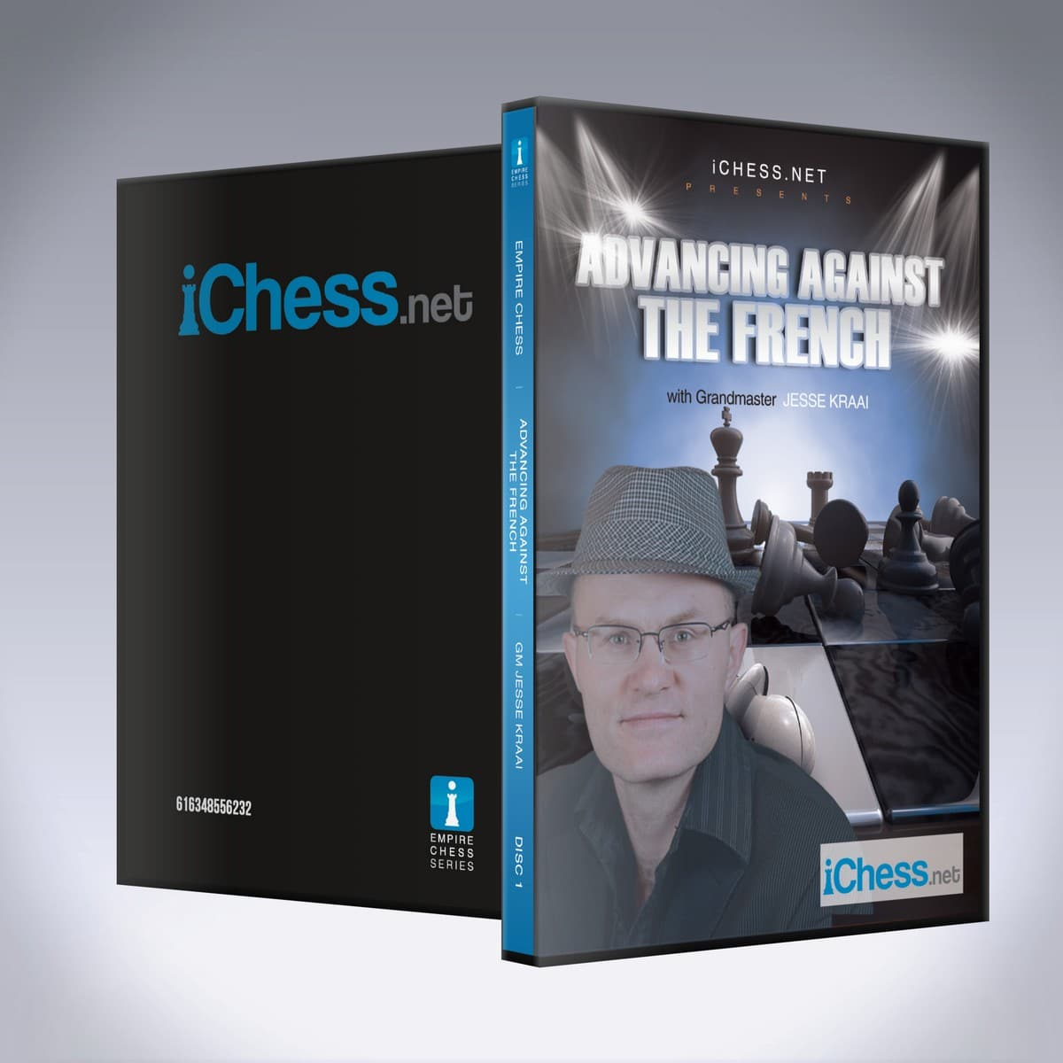 Advancing Against the French Defense – GM Jesse Kraai