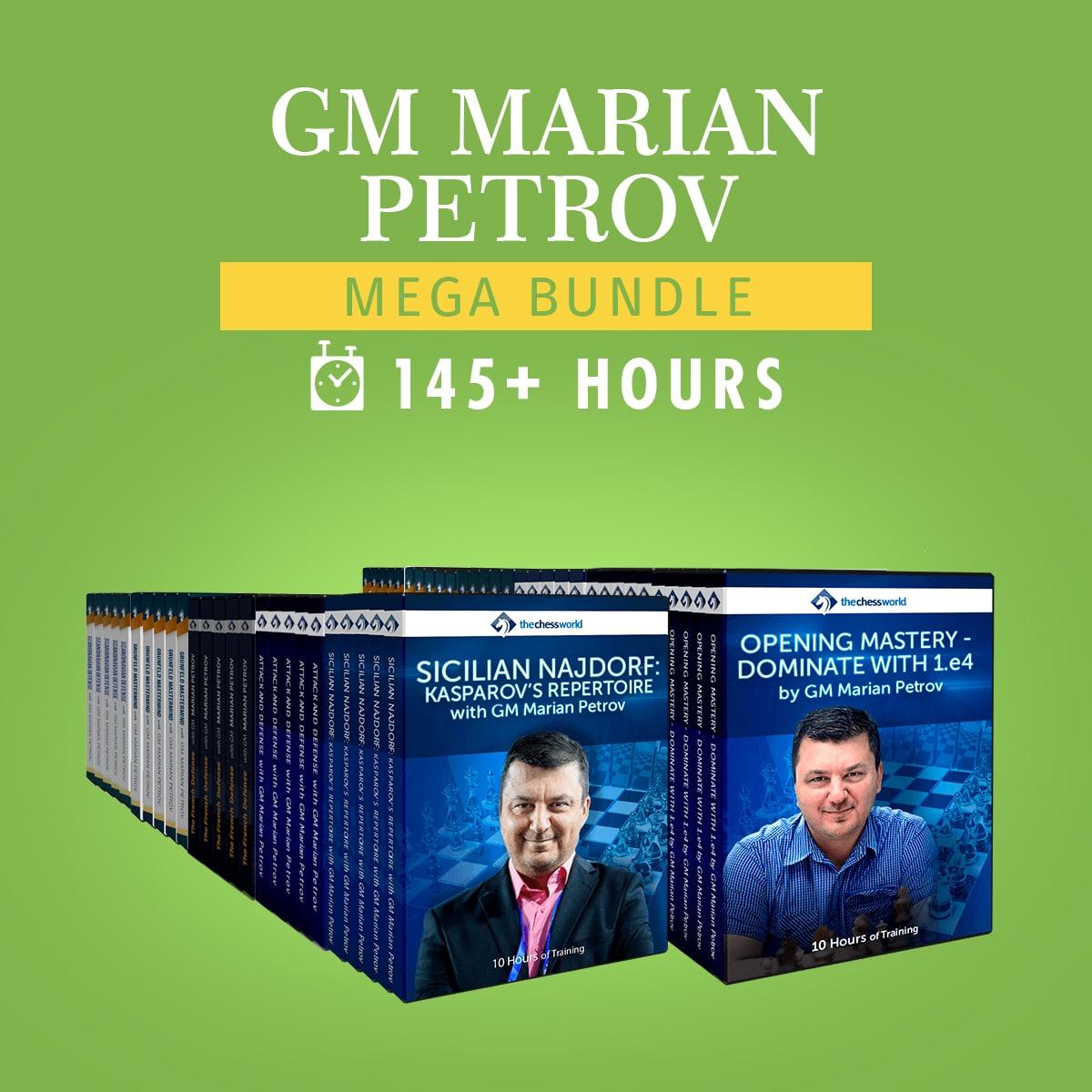 GM Marian Petrov Mega Bundle