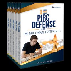 Pirc Defense Mastermind with IM Milovan Ratkovic