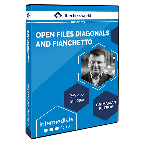 Open Files, Diagonals and Fianchetto with GM Marian Petrov