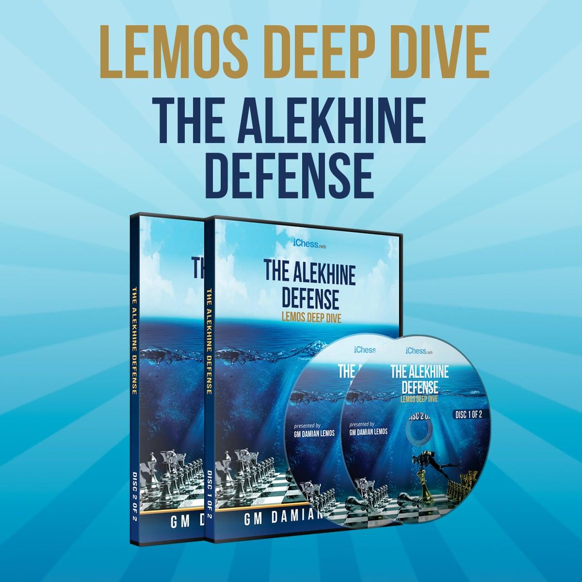 The Alekhine Defense (Deep Dive Vol. 19)