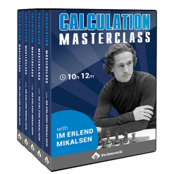 Calculation Masterclass with IM Erlend Mikalsen