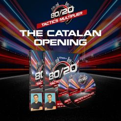 80/20 Tactics Multiplier: The Catalan Opening – IM Mat Kolosowski