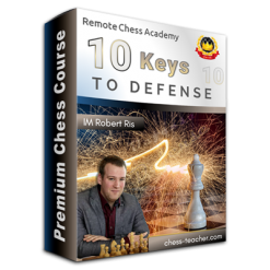 10 Keys to Defense with IM Robert Ris