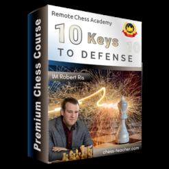 10 Keys to Defense with IM Robert Ris