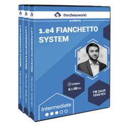 1.e4 Fianchetto System Vol.1-2 with FM Zaur Tekeyev