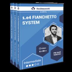 1.e4 Fianchetto System Vol.1-2 with FM Zaur Tekeyev