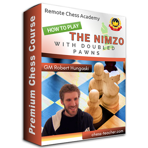 How to Play the Nimzo with Doubled Pawns by GM Robert Hungaski