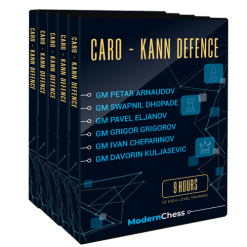 Caro-Kann Defense – Modern Chess Camp