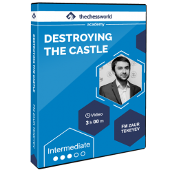 Destroying the Castle with FM Zaur Tekeyev