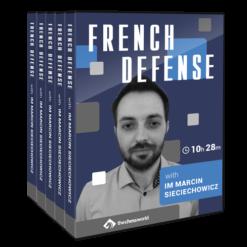 French Defense with IM Marcin Sieciechowicz