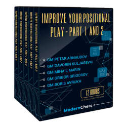Improve Your Positional Play – Part 1 and 2