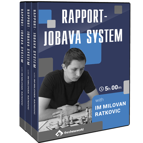 Rapport-Jobava System with IM Milovan Ratkovic