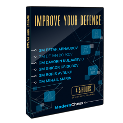 Improve Your Defense – Masterclass