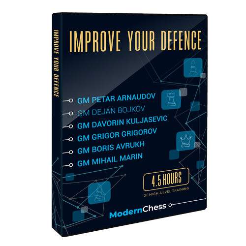Improve Your Defense - Masterclass