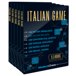 Italian Game – Modern Chess Camp