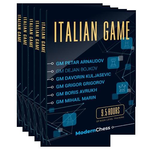 Italian Game - Modern Chess Camp
