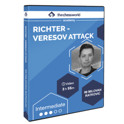 Richter-Veresov Attack with IM Milovan Ratkovic