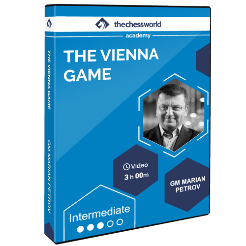 The Vienna Game with GM Marian Petrov