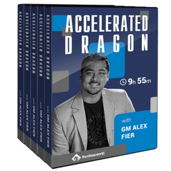 Accelerated Dragon with GM Alex Fier