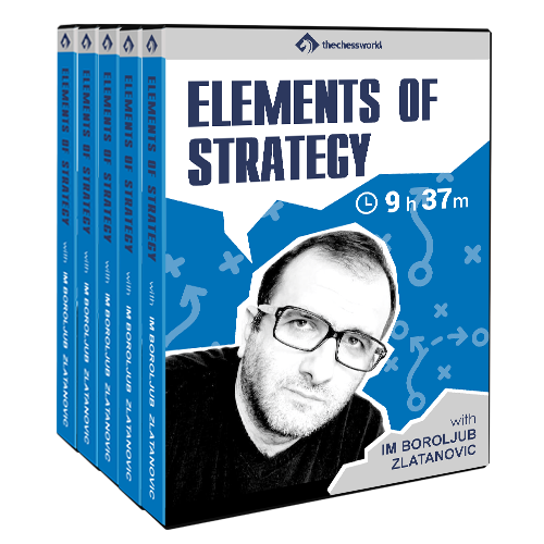 Elements of Strategy with IM Boroljub Zlatanovic