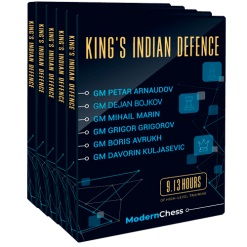King's Indian Defense – Modern Chess Camp