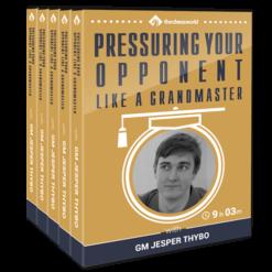 Pressuring Your Opponent Like a Grandmaster with GM Jesper Thybo